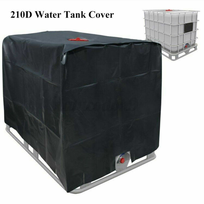 Rain Water Tank 1000 Liters Protective Cover for IBC Tote Cover Waterproof