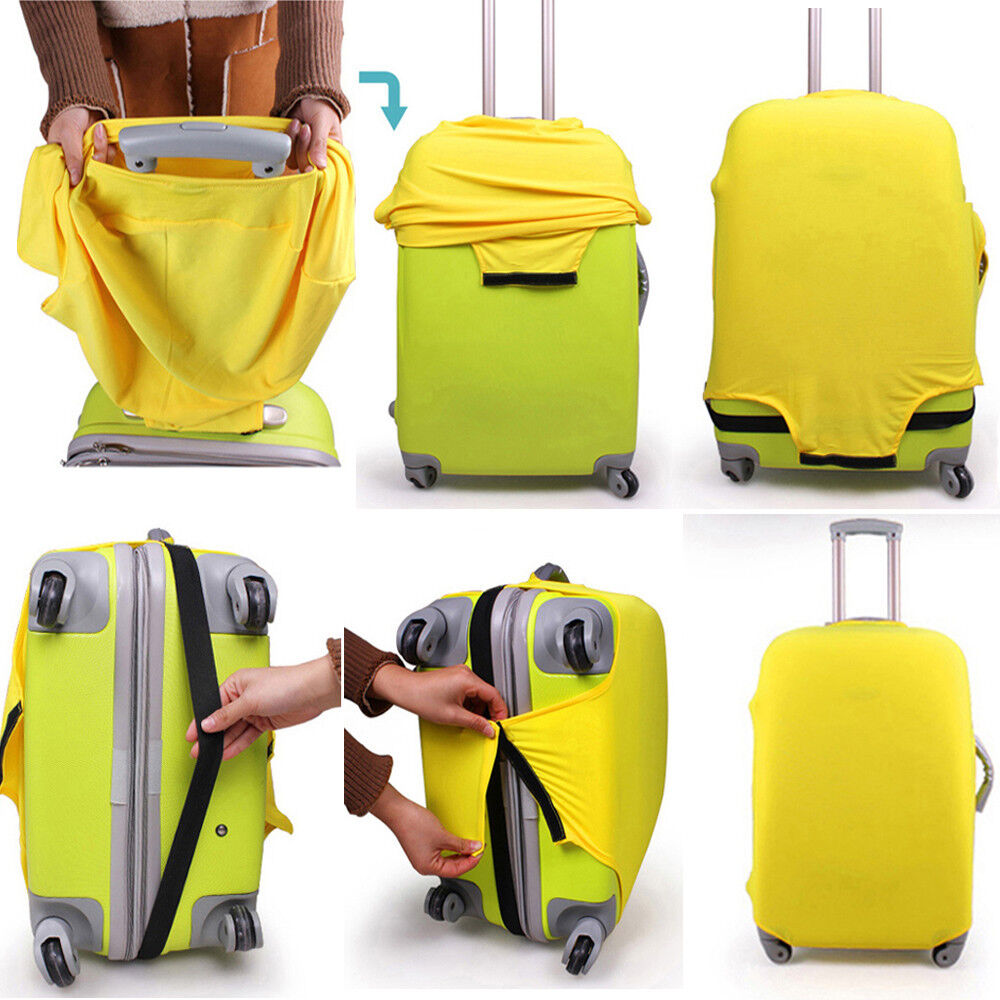 18-20 Inches Travel Luggage Cover Protector Suitcase Dustproof Bag Cover ca