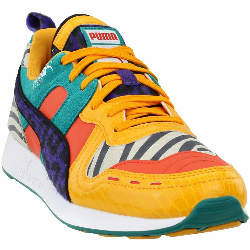 Puma RS-100 Animal  Casual   Shoes - Multi - Mens