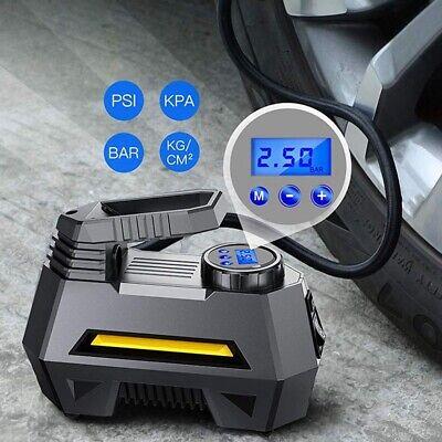 Professional Car Tyre inflator Air Compressor Pump Digital Tire Pressure Gauge