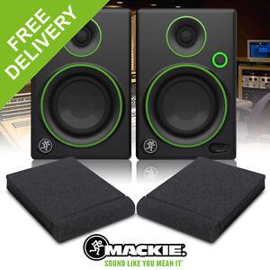Pair Mackie CR3 3