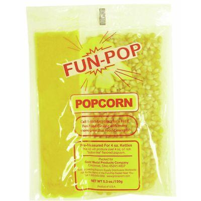 Gold Medal Products Mega Pop Corn Oil Salt Kits
