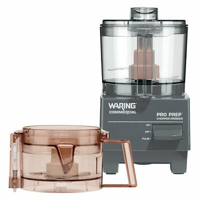 Waring Wcg75 1 Speed Cutter Mixer Food Processor W 34 Qt Bowl 120v