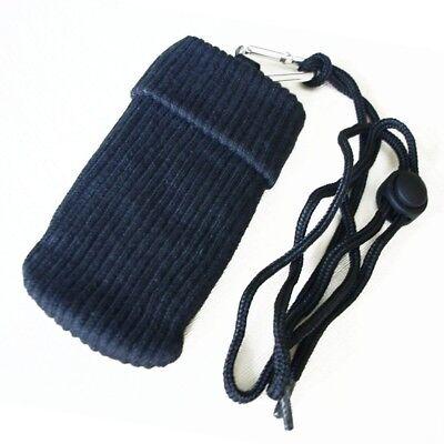 MP3 MP4 Socke Handysocke Handysocken schwarz