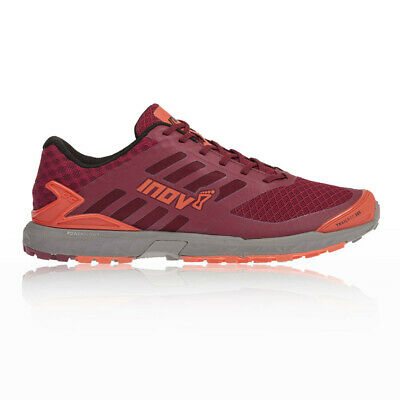 Inov8 Womens Trailroc 285 Trail Running Shoes Trainers Sneakers Orange Pink Red