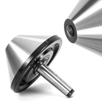 Bull Nose Live Center Revolving Center Rotation Top Mt3-150mm Fits Lathe Machine