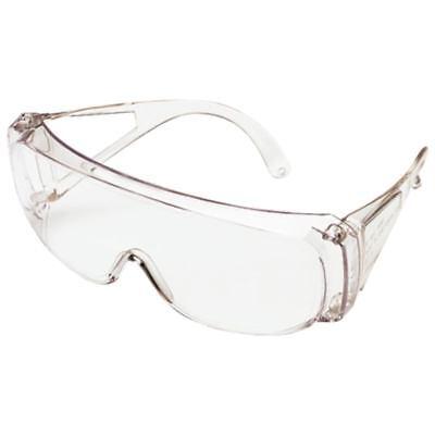 Hausmarke Schutzbrille DIN EN 166 F für Brillenträger
