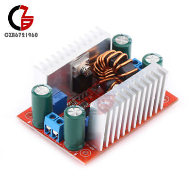Dc 400w 15a Step Up Boost Converter Driver Constant Current Power Supply Module
