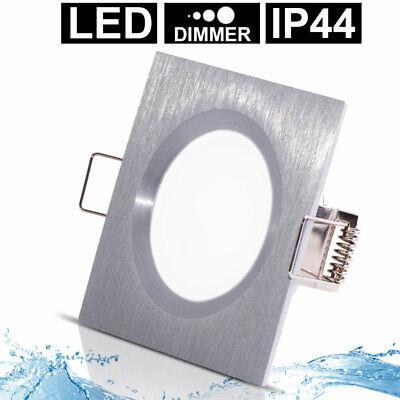 LED Techo Empotrable Focos,Regulable Salón Baño Habitación Iluminación Foco