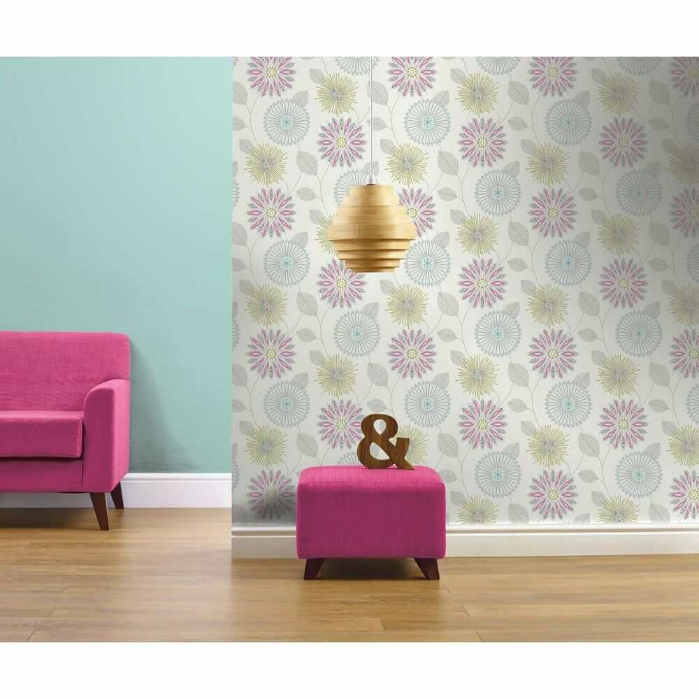 3 rolls of wilko bewitched multi luxury wallpaper in. Black Bedroom Furniture Sets. Home Design Ideas