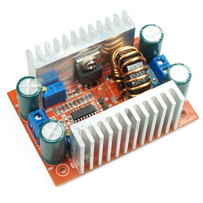 New 400w 15a Dc Step-up Boost Converter Constant Current Power Supply Led Driver
