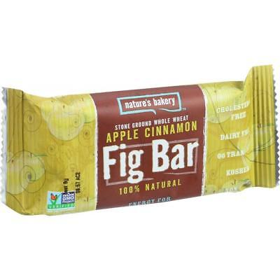 Nature's Bakery-Apple Cinnamon Fig Bars (12-2 oz bars)