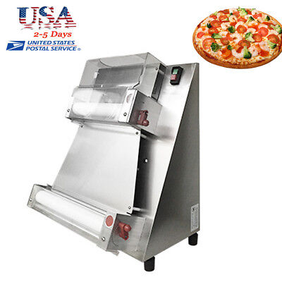 Pro Automatic Pizza Bread Dough Roller Sheeter Machine Pizza Making Machine Ups