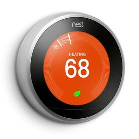 Nest Thermostat 3rd Generation - Brand New in Box - £170