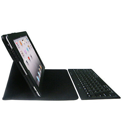 Apple  iPad Removable Keyboard Folio Case,Black for iPad 2, 3, and 4,Best