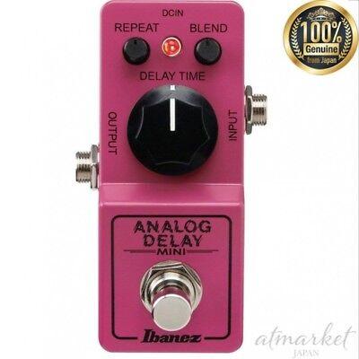 Ibanez Mini size pedal Analog delay analog delay ADMINI from JAPAN