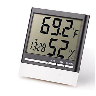 Digital Wireless Indoor Outdoor Thermometer hygrometer Humidity Monitor w/Remote