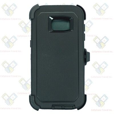 For Samsung Galaxy S7 Edge Case (Belt Clip fits OtterBox Defender)