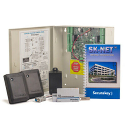 Securakey Etag Eaccess 2 Access Control System Kit For Two Doors