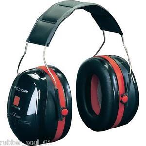 3M PELTOR OPTIME III 3 EAR DEFENDERS (H540A-411-SV)