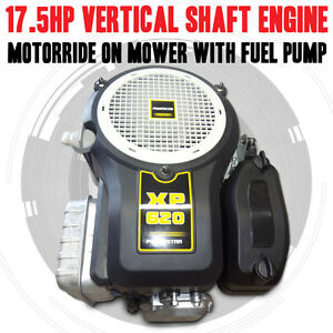 17-5HP-VERTICAL-SHAFT-ENGINE-MOTOR-RIDE-ON-MOWER-NAME-BRAND-WITH-FUEL-PUMP