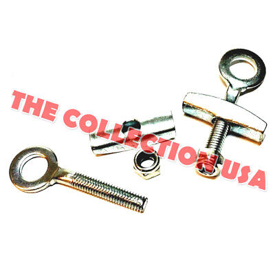 2 Chain Tensioner Adjuster Mini Chopper Pocket Bike Standing Electric Scooters