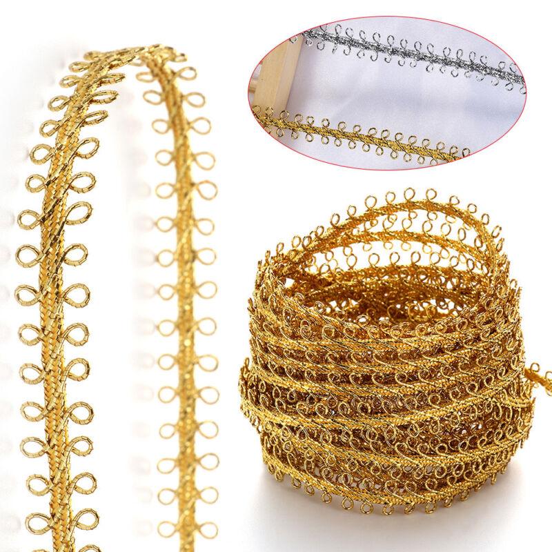 Headwear Cosplay Costume Stage Decor Fabric Centipede Lace Trim Braided Ribbon