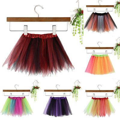 Popular Lovely Kids Baby Dance Fluffy Tutu Skirt Pettiskirt Ballet Fancy Costume](Popular Kids Costumes)