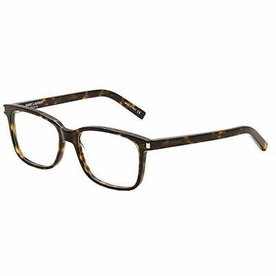 New Authentic Saint Laurent Unisex Eyeglasses W/Demo Lens. (Ysl Reading Glasses)