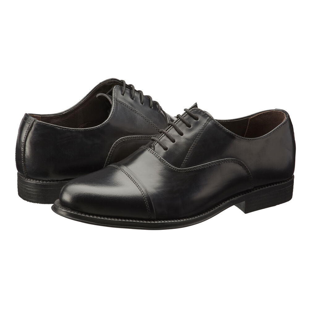 BRAND NEW MEN/'S FASHION FORMAL DRESS OXFORD SIZE 7-12 BLACK