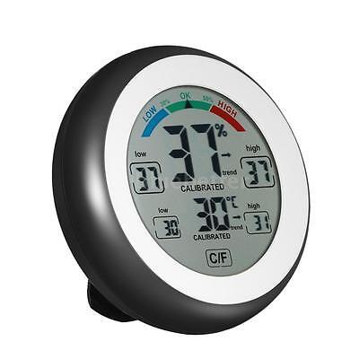 Digital Hygrometer Thermometer Humidity Meter Indoor Temperature Display M0R0