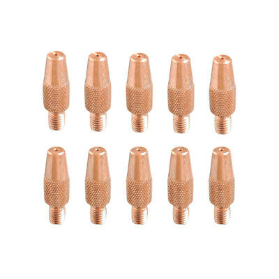 5 Pieces Each 186406186419 .030.035 Contact Tips Kit For Miller Spoolmate