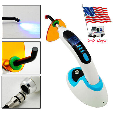 2018 Sale 10w Wireless Cordless Led Dental Curing Light Lamp 2000mw Whitening