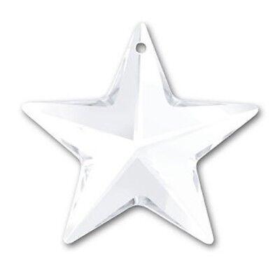 20mm Swarovski Strass Clear Crystal Star Prisms Wholesale Feng Shui  CCI