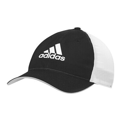 Adidas ClimaCool Flex Fit Hat Black/White L/XL