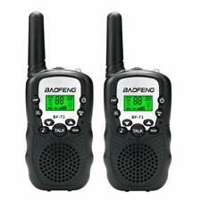 2PCS BaoFeng BF-T3 Kids Walkie Talkies Mini Two Way Radios UHF 3KM 22 Channels
