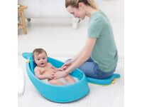 Skip Hop Moby Smart Sling 3-Stage Baby Bath Tub Rrp£40 for sale  Oldham, Manchester