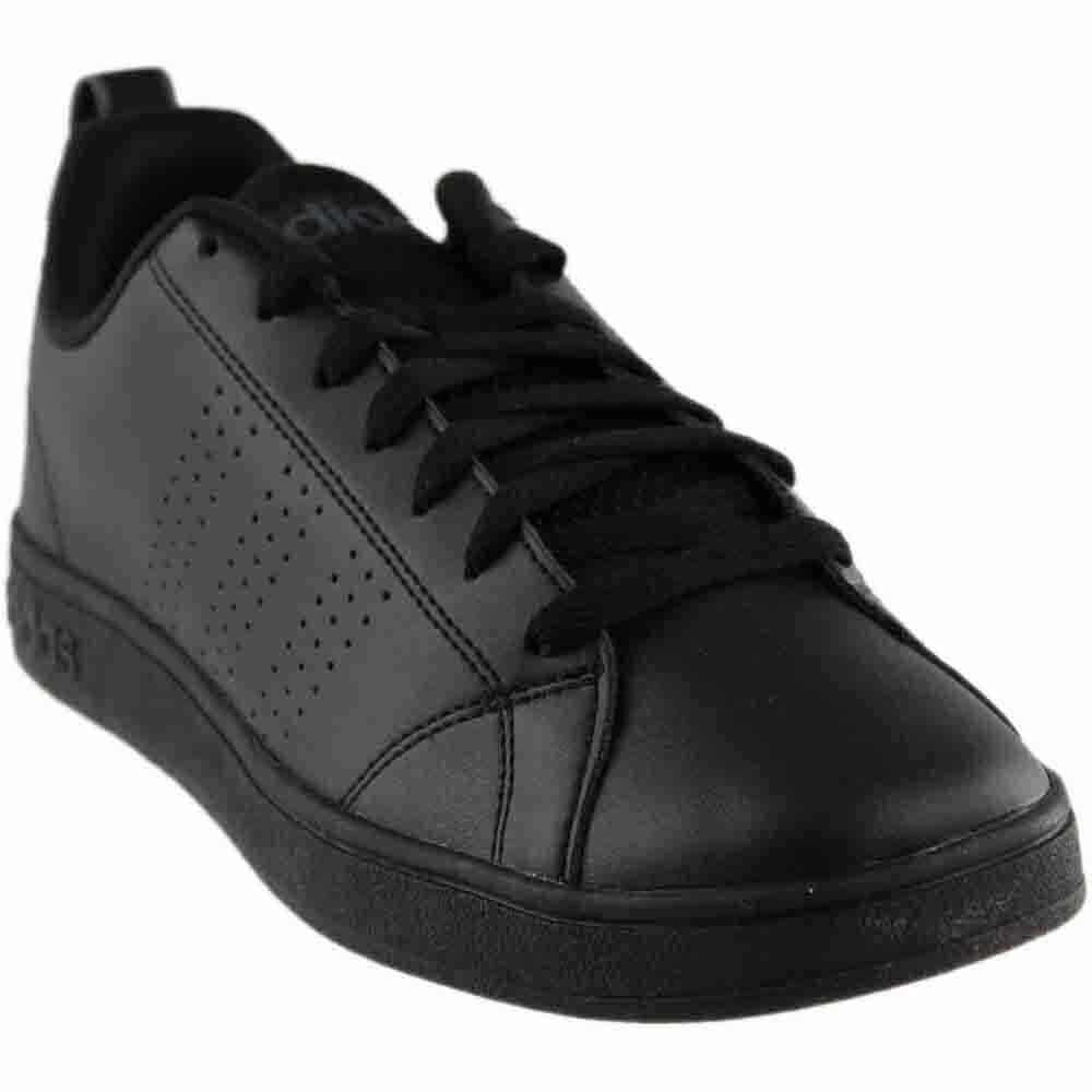 adidas Advantage Clean VS  Casual   Sneakers - Black - Mens