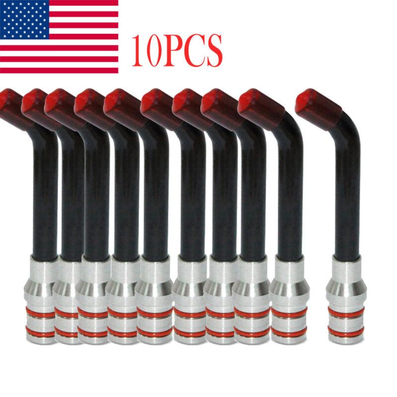 10PCS 8*12*15mm Light Guide Rod Tip for Dental Optical Fiber Curing Light CL2B