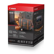 Canon Premium Accessory Kit for 5Ds/5D IV/6D Mk II/80D (LP-E6N/BAG/Gadget Bag)