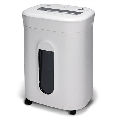 Aurora Au1060ma Pro 10-sheet High Security Micro-cut And Credit Card Shredder