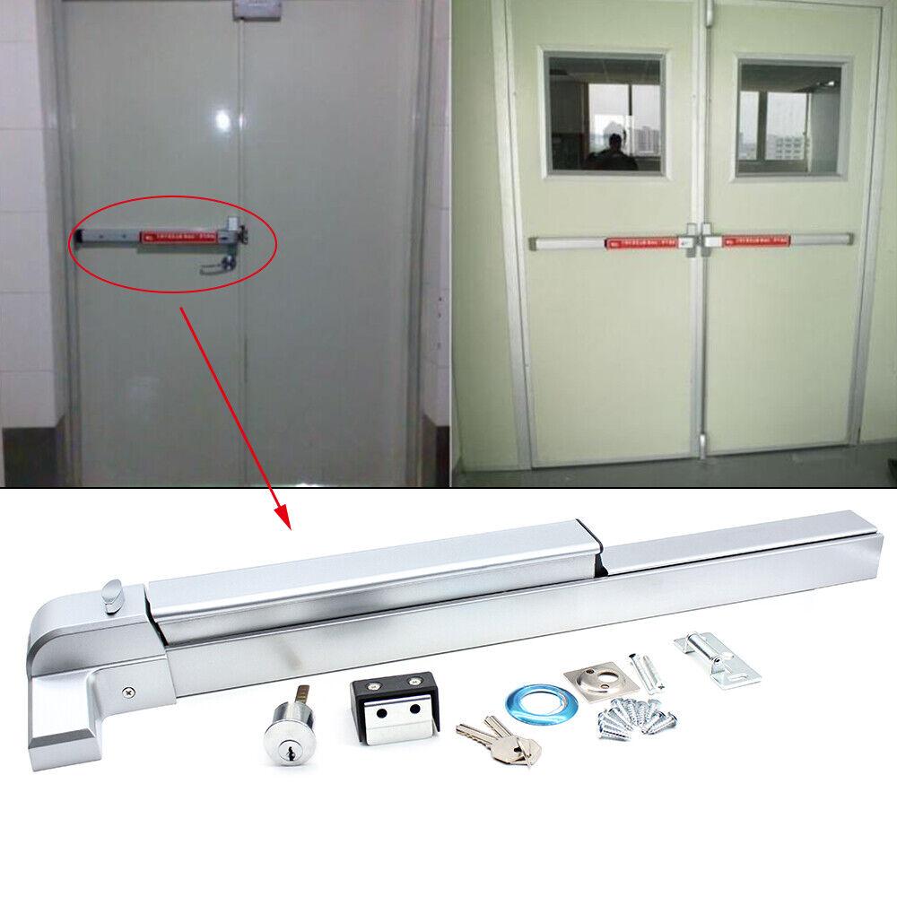 Panic Bar Door Locks: Door Push Bar Panic Exit Device Emergency Lock Made 400