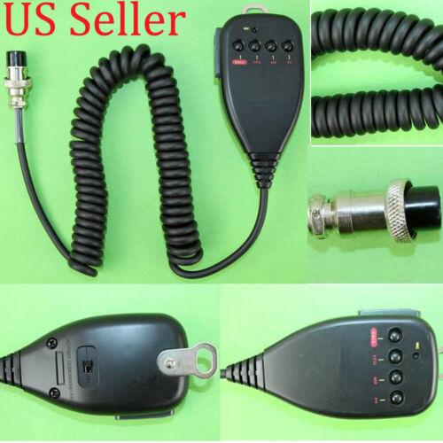 Kenwood PTT Speaker Mic Microphone MC-44 for Radio TM-721A,TM-621A,TM-2530A