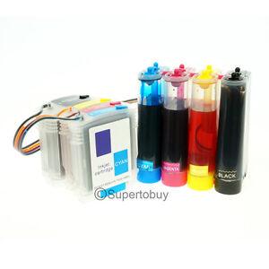 Continuous Ink Supply System for HP Officejet Pro 8000 8500 HP 940 CISS