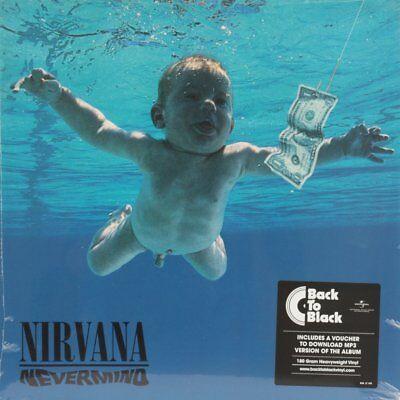 Nevermind - Nirvana Vinyl Record/LP *NEW*