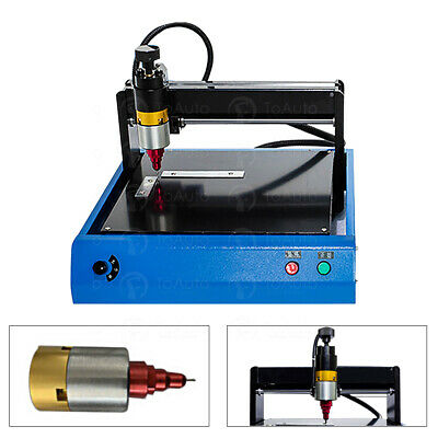 Us 110v Electric Metal Markingengraving Machine 300x200mm For Nameplate Plastic