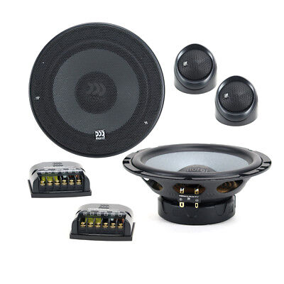 Car Audio Component Speaker System - Morel Maximo Ultra 602 6-1/2