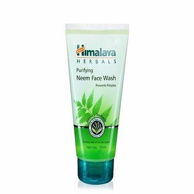 Himalaya herbal  Purifying Neem Face Wash 50ml