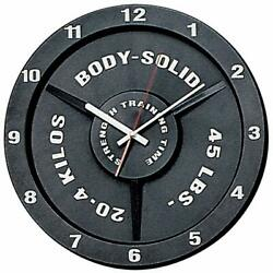 Body-Solid Strength Training Time Clock - Black New