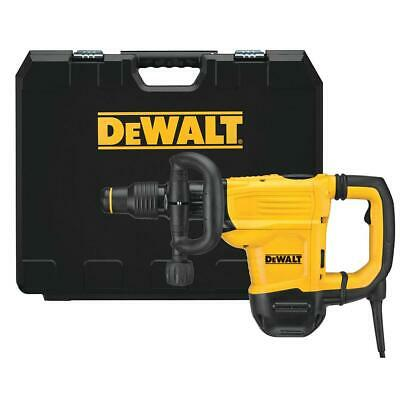 Dewalt D25832k 1-34 Sds Max Corded High Performing Chipping Hammer Kit